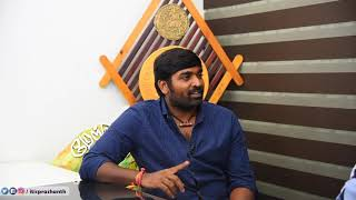 """"""" You will safeguard your school uniform after watching 96"""" an open convo with Vijay sethupathi!"""