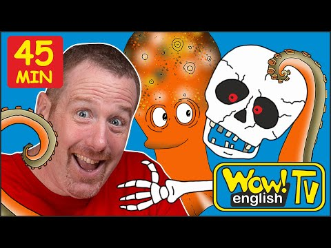 Steve And Maggie | Best Stories For Kids | Wow English TV