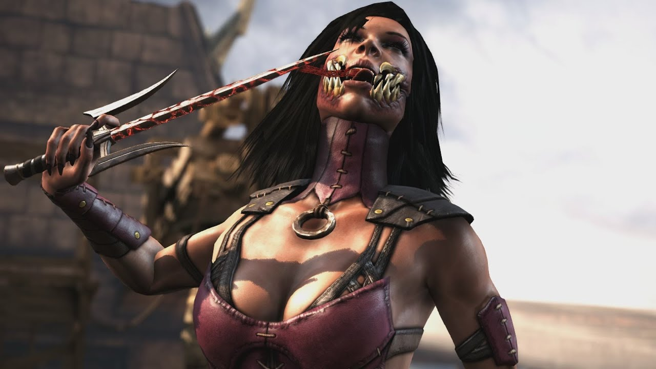 Mortal Kombat X All Costumes Skins Including Kombat Pack 1