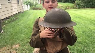 WW1 US Doughboy Impression