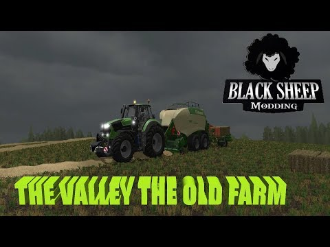 Lets Play Story The Valley The Old Farm Episode 10 Blacksheep Modding Farming Simulator 17