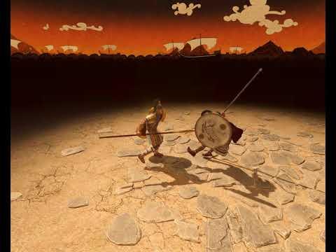 A Total War Saga: Troy - Trojan campaign |