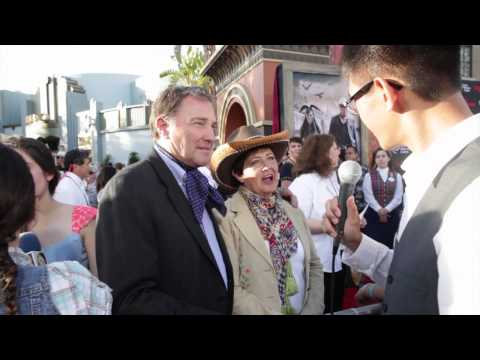 "Governor Gary Herbert and First Lady Jeanette Herbert - Disney's ""The Lone Ranger"" World Premiere"