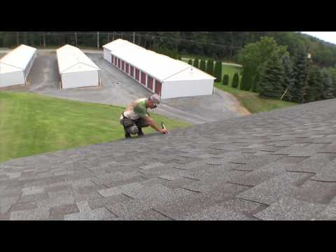 Man Falls Off Roof