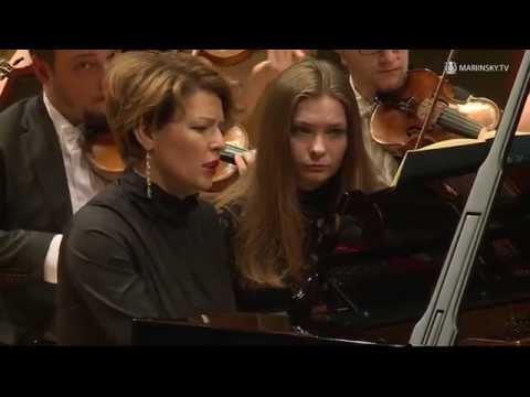 J.S.Bach Piano Concerto in D Minor D Minor BWV 1052 Polina Osetinskaya Anton Gakkel
