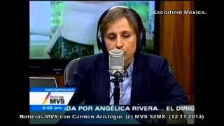 La casa Blanca de Enrique Peña Nieto. Carmen Aristegui. ( parte 2 )