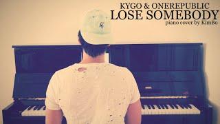 Kygo & OneRepublic - Lose Somebody (piano cover + sheets)