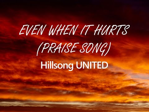 Even When It Hurts (Praise Song) Instrumental - Hillsong UNITED (cover)
