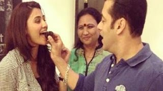 Salman Khan Celebrates Daisy Shah Birthday