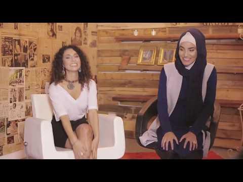 Hijab and Curls #creatorsforchange #sharesomegood
