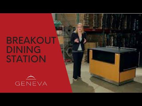 Geneva - Breakout Dining Station