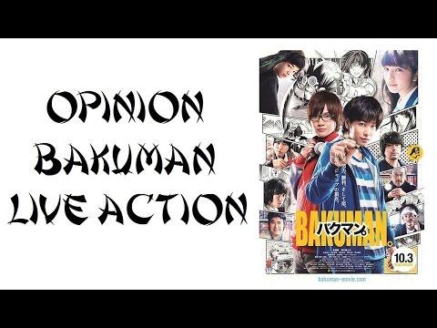 OPINIO: BAKUMAN (LIVE ACTION)