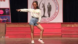 SUPERB HIPHOP DANCE BY SIYON NEWAR MANMAGAN