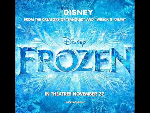 The Frozen Heart (Ice Worker's Song) - Frozen.