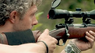 Matt Takes His Shot To Feed The Family | Alaskan Bush People