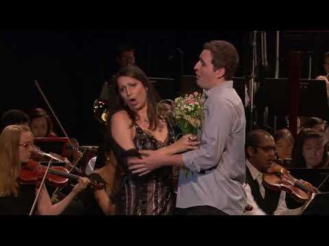 Giacomo Puccini -  Тоска (Barbara Frittoli,  Ambrogio Maestri, Riccardo Massi)
