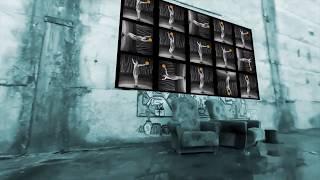 Flying - Original Video Art by Luke Conroy