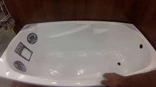 Акриловая ванна BAS Ибица Стандарт