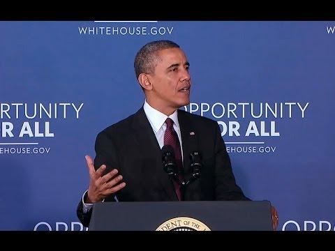 President Obama Speaks on ConnectED