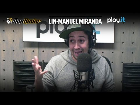 Lin-Manuel Miranda on Meeting the Descendants of Hamilton & Burr  - Rap Radar