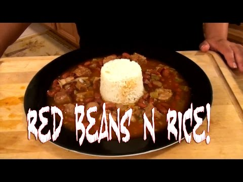 New Orleans Style Red Beans n Rice!