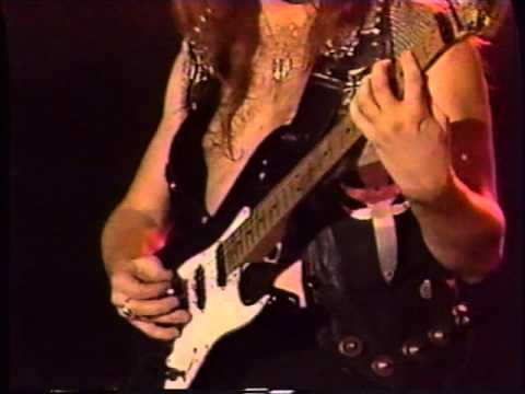 Armored Saint - Live On Headbangers Ball Minneapolis 1987.avi