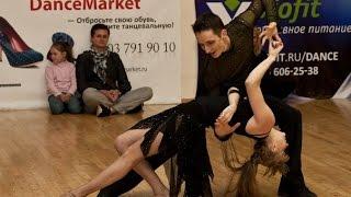 Танец Хастл А-класс, слоу, Мавлатовы, ЧМ 2011 по хастлу