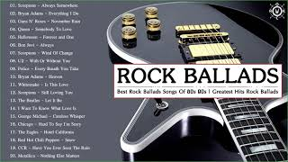 Rock Ballads 80s 90s Best Rock Ballads Songs Of 80s 90s MP3