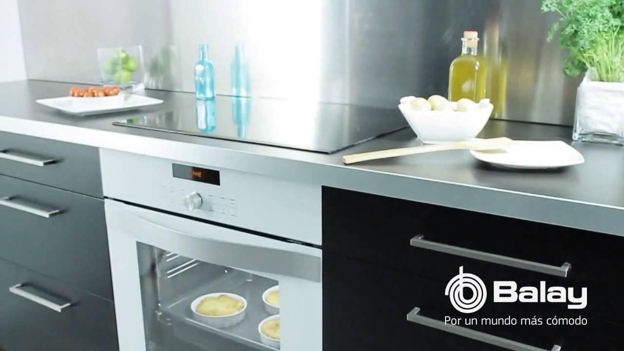 www.123493.con_Nuevos hornos Balay www.funnatic.es Comprar horno con guías - YouTube