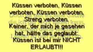 Die Prinzen-Küssen Verboten (lyrics)