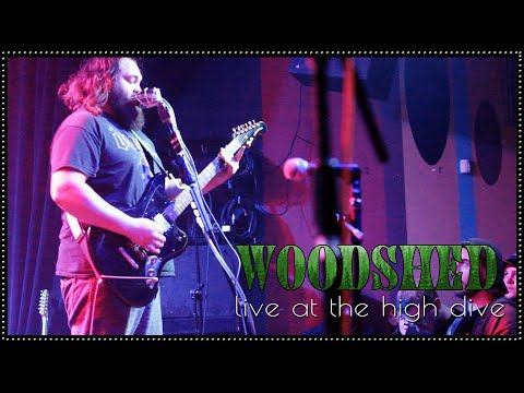 WOODSHED Full Set at the High Dive Seattle