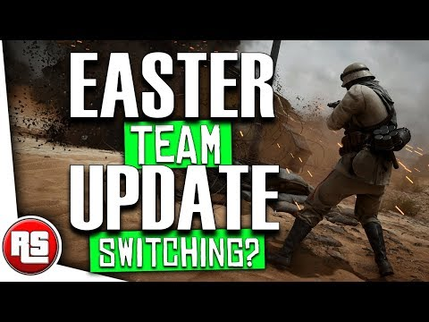 Battlefield 1 Easter Patch , Bf1 update, bf1 patch, Battlefield 1 Easter update, cte update bf1