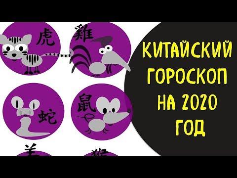 Китайский гороскоп на 2020 год - Год Металлической Крысы   Эзотерика для Тебя Советы Астрология