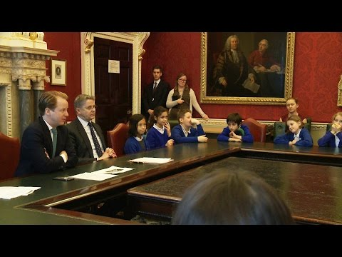 Cabinet Office: School Visit