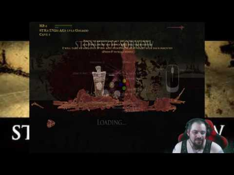 Loafy Plays some Stone of Sorrow!  Join me on twitch, 9:30pst!