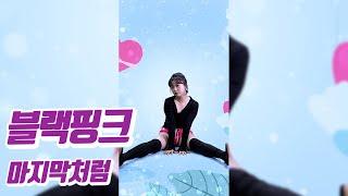 요요미 - 마지막처럼 (블랙핑크) Cover by YOYOMI