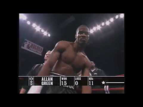 Allan Green v Rocky Smith - 20th May 2005