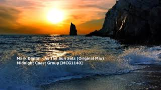 Mark Digital - As The Sun Sets (Original Mix)[MCG1140]