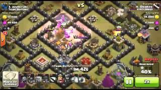 Ataque Insano Clash Of Clans,Viatcongs Draker !!