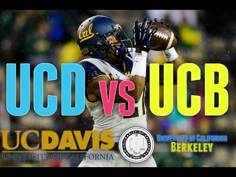 Vlog #7- UC Berkeley VS UC Davis