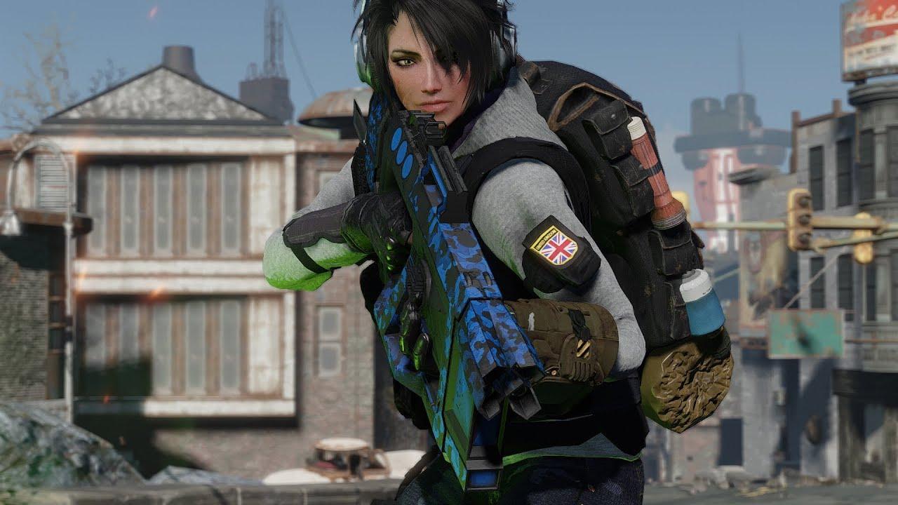 Top 5 Unique Weapon Mods - Fallout 4 (PC/Xbox One/PS4)