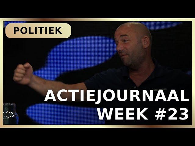 Actiejournaal week #23 - Martina Groenveld met Michel Reijinga