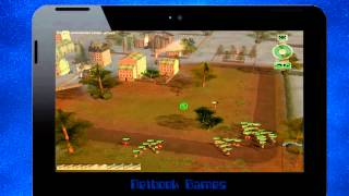 Games to Play on Your Netbook: WWII Frontline Command