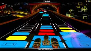 AudioSurf - Queen of Blades