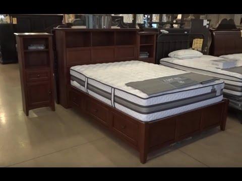Whittier Wood McKenzie Bookcase Storage Bed Review Unique Mckenzie Bedroom Furniture Ideas Design