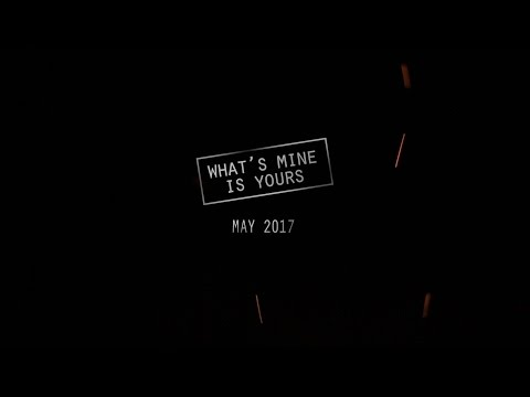 What's Mine is Yours | Trailer & Pitch Video