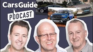 CarsGuide Podcast, Episode 22 - Ranger Raptor rage, hydrogen Hyundais, fancy Ferraris and more thumbnail