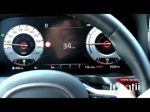 Kia Sorento 1.6 T-GDI HEV 6AT 4x4 video 5 of 5