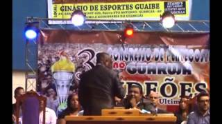 Pr Alessandro Ferreira Gideoes no Guaruja