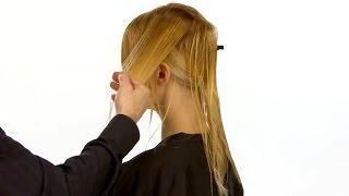 Стрижка слоями на длинные волосы с помощью бритвы(Женская стрижка бритвой. Стрижка волос слоями, прекрасный вариант для тех девушек и женщин, кто хочет разно..., 2016-04-23T01:22:17.000Z)